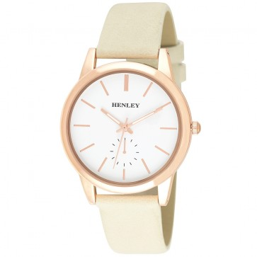 Women's Slim Curved Lens Fashion Watch