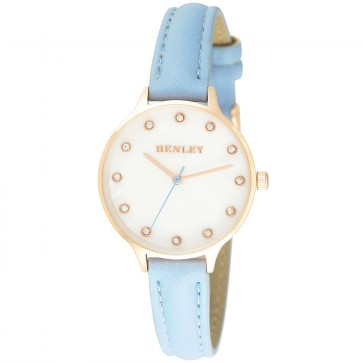 Henley Ladies Fashion MOP Watch