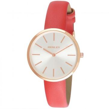Henley Ladies Slimline Strap Fashion Watch