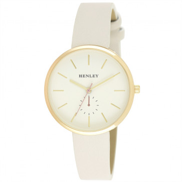 Minimal Gold Tone Watch