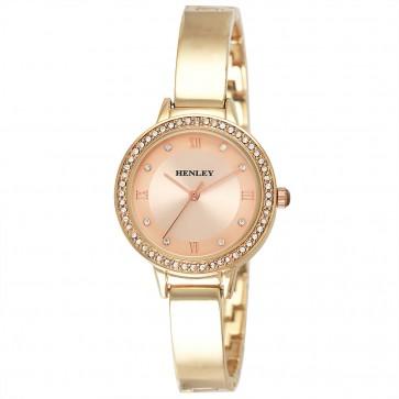 Women's Classic Half Bangle Watch