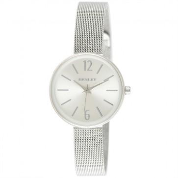 Henley Ladies Minimal Mesh Bracelet Watch