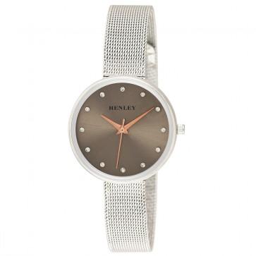 Women's Petite Mesh Bracelet Watch