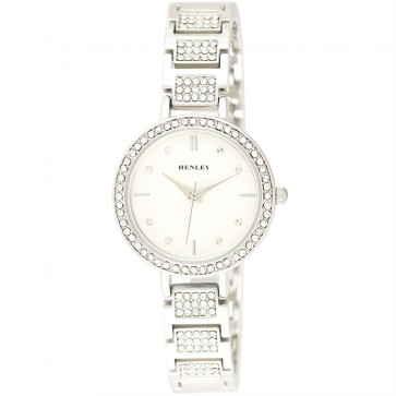 Women's Diamante Delight Bracelet Watch