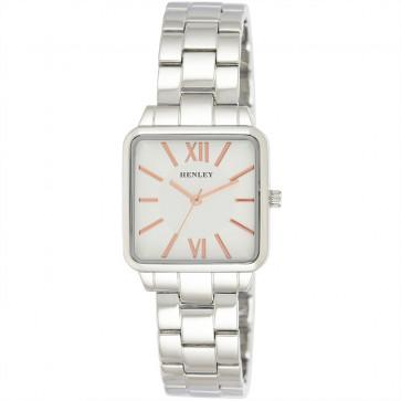 Classic Square Bracelet Watch