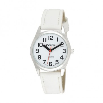 Women's Classic Super Bold Easy Read Strap Watch