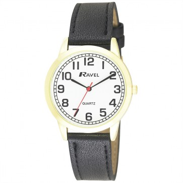 Men's Classic Strap Watch