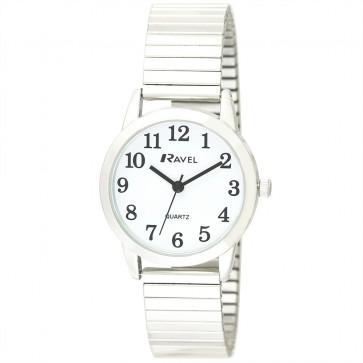 Ravel Ladies Classic Expander Bracelet Watch