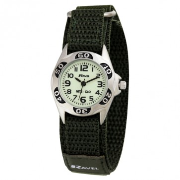 Ravel Boys Nite-Glo Watch