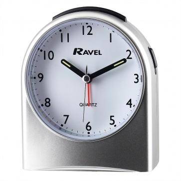 Ravel Quartz Mantel Alarm Clock