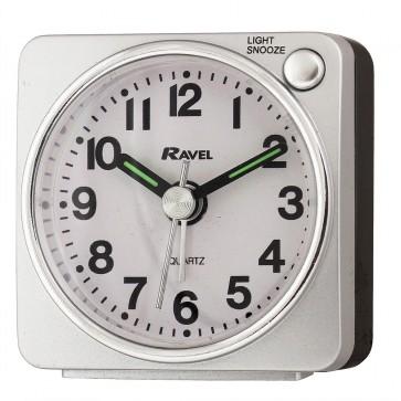 Ravel Quartz Mini Alarm Clock