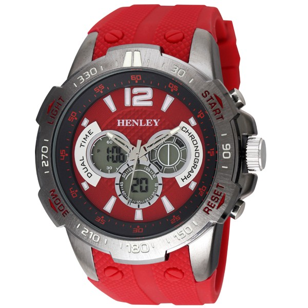 timesource henley mens watches henley watches timesource com henley mens fashion ana digi watch
