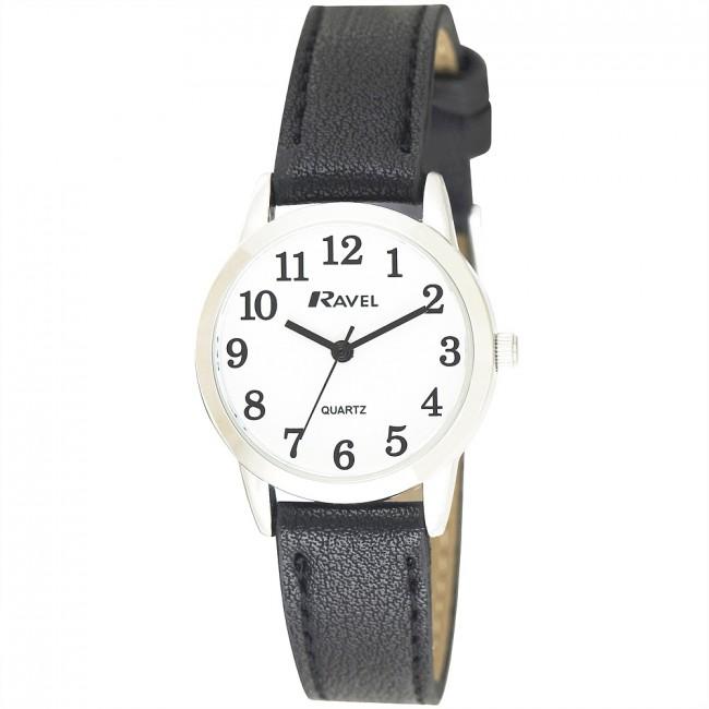 6b493109413a1 Ravel Ladies Classic Strap Watch (R0132LA) by Timesource