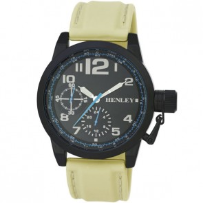 Henley Mens Fashion Silicon Watch