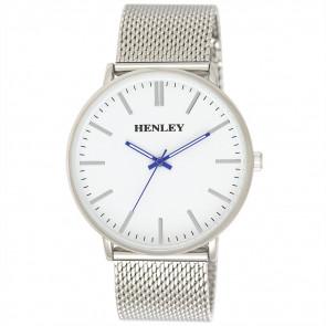 Men's Minimal Mesh Bracelet Watch