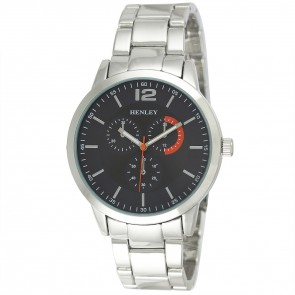 Henley Mens Bracelet Watch