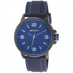 Men's Coloured Crown Sports Watch