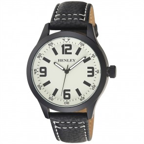 Men's Classic Stitched Watch