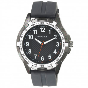 White Trim Sports Watch