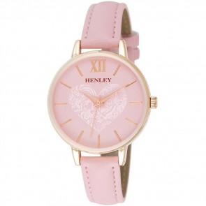 Henley Ladies Fashion Heart Watch