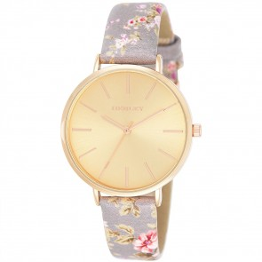 Henley Ladies Floral Fashion Watch