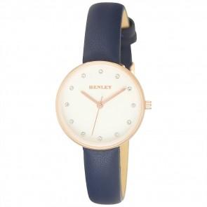 Women's Petite Slimline Strap Watch