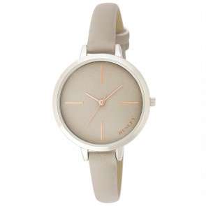 Women's Slimline Feature Logo Fashion Watch