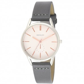 Women's Minimal Sub Dial Watch