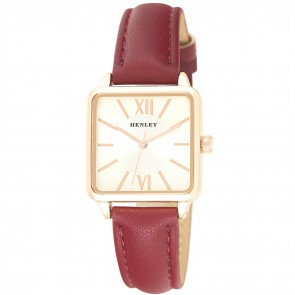 Women's Traditional Rectangular Fashion Watch
