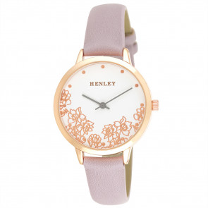 Filigree Floral Watch