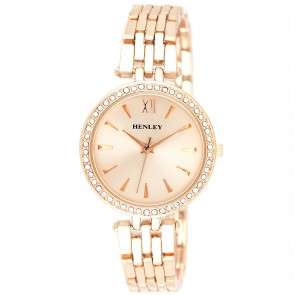 Henley Ladies Fashion Bracelet Watch