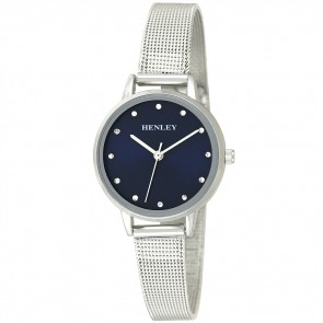 Women's Mininmal Mesh Bracelet Watch