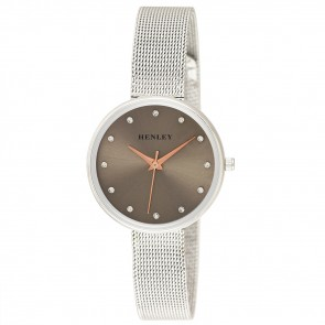Women's Petite Mesh Bracelet Watch