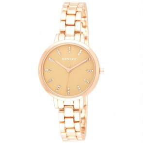Women's Small Triple Index Watch
