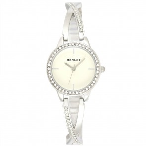 Women's Petite Kriss-Kross Watch