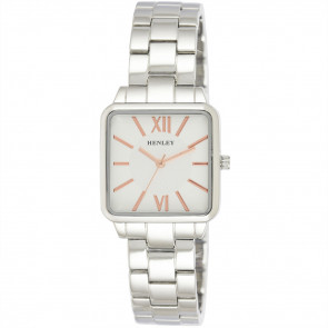 Classic Square Bracelet Watch