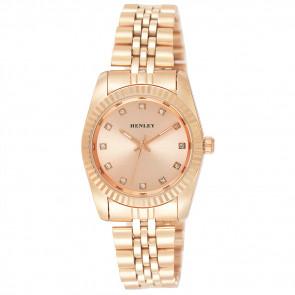 Classic Bracelet Watch - Rose Gold Tone