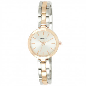 Classic Bracelet Watch - Two-Tone