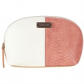 Henley Ladies Jamie Cosmetic Pink / Ivory / Taupe