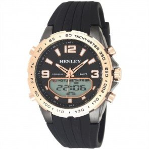 Men's Fashion Ana-Digi Watch