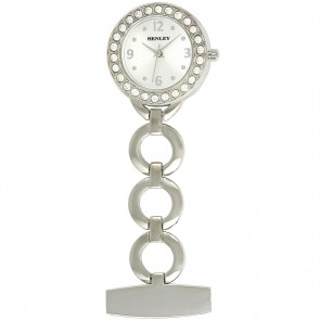 Henley Ladies Fashion Jewellery Fob Watch