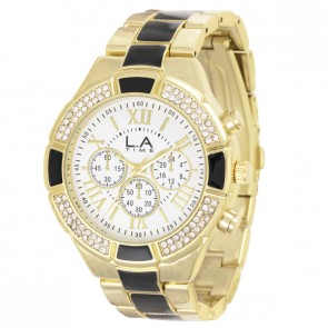 L.A Time Ladies Fashion Bracelet Watch
