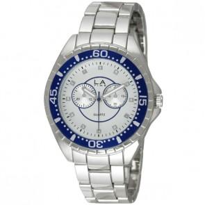 L.A Time Mens Fashion Bracelet Watch