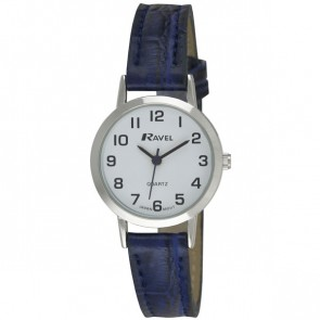Women's Classic Easy Read Strap Watch