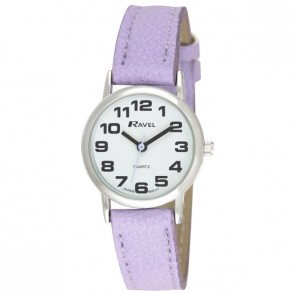 Ravel Ladies Classic Strap Watch - Small