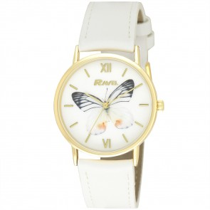 Ravel Ladies Classic Butterfly Watch