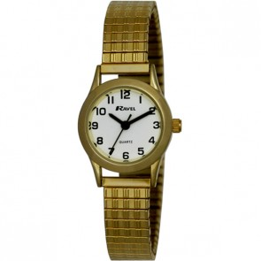 Women's Classic Easy Read Expander Bracelet Watch