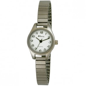 Women's Cocktail Expander Bracelet Watch