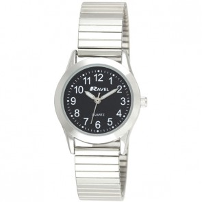 Ravel Ladies Expander Bracelet Watch