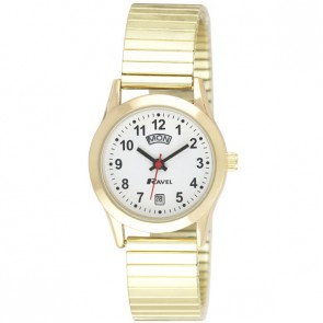 Women's Day-Date Expander Bracelet Watch